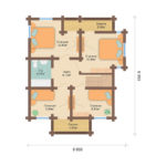 План дома 133 м2(2)