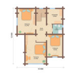 План дома 255 м2(2)