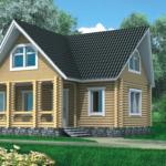 проект дома 135 м2