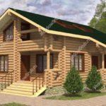 проект дома 143 м2