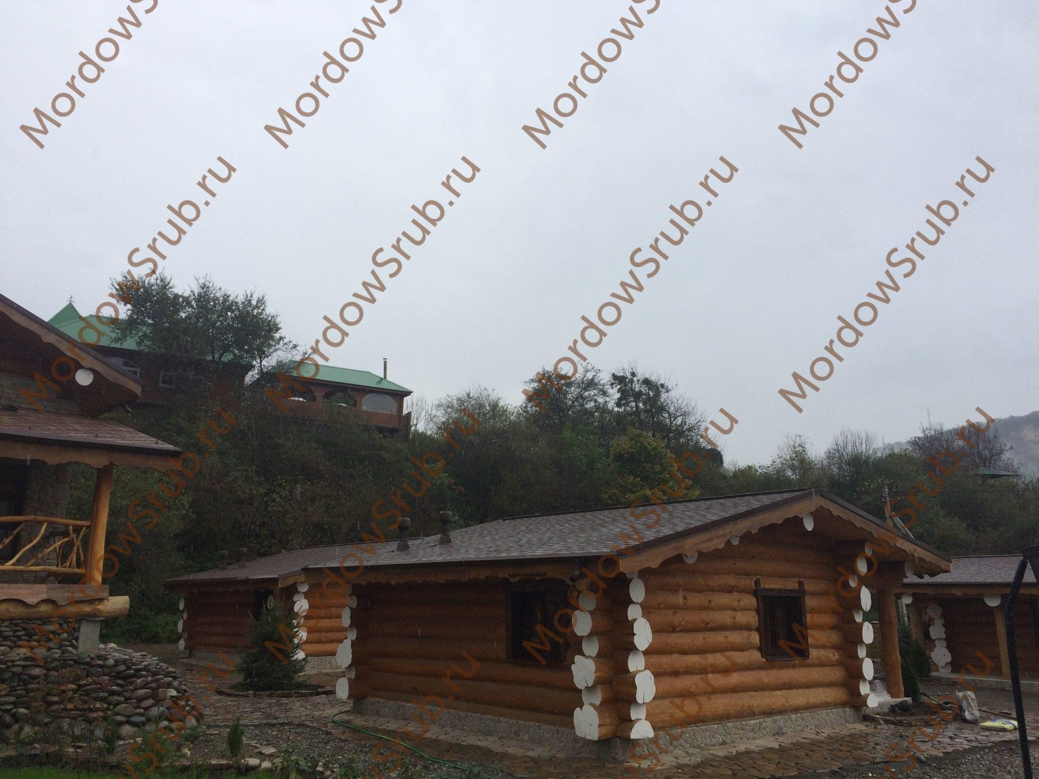 Краснодарский край Даховская 1